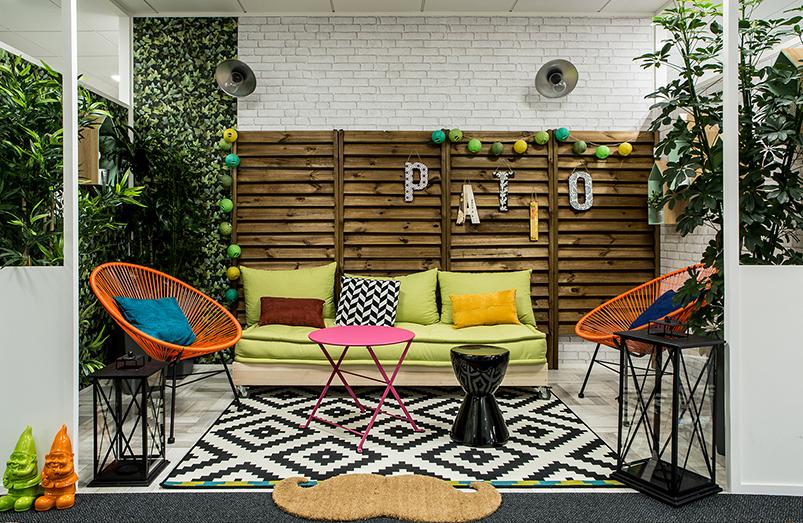 Les bureaux colorés d ubisoft montréal u jolijoli design hub de